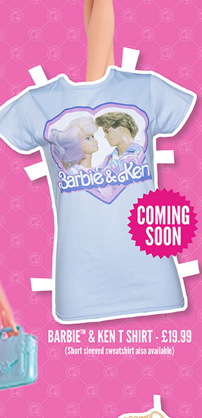 Barbie & Ken T-Shirt - £19.99