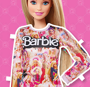 our barbie ourselves Why are we women so hard on ourselves self-critical, can't take compliments, always focus on your own failings blame sexual evolution, says this leading academic.