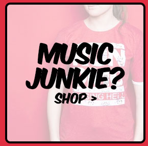 Music Junkie? Shop