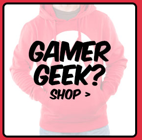 Gamer Geek? Shop