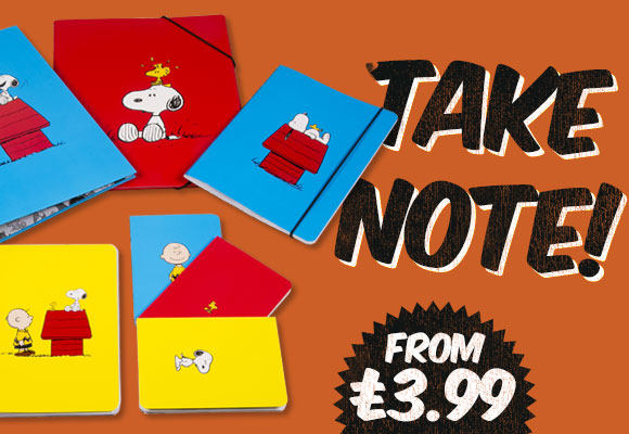 Take Note! From £3.99 - Shop Now