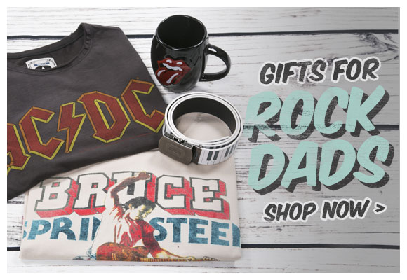 Rock Dad - Music Related Gifts - Shop Now