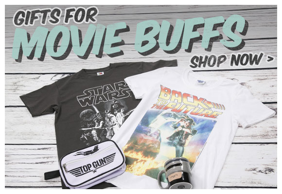 Movie Buffs - Movie Related Gifts - Shop Now