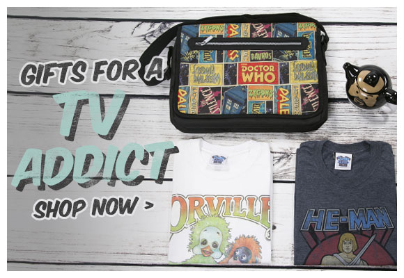 TV Addict - TV Related Gifts - Shop Now