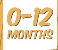 0-12 Months