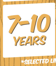 7-10 Years