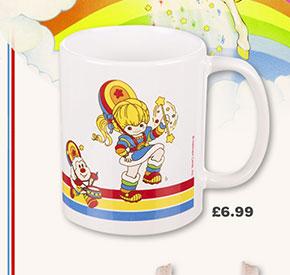 Rainbow Brite Mug from TruffleShuffle £6.99