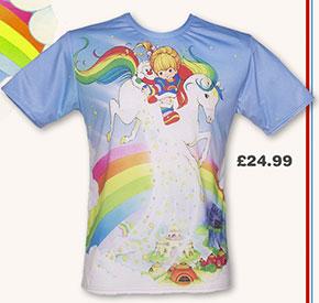 Unisex Rainbow Brite Classic Scene T-Shirt from TruffleShuffle £24.99