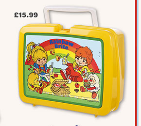 Rainbow Brite Lunchbox £15.99