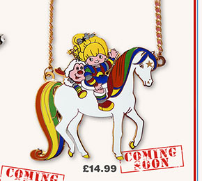 Rainbow Brite Necklace from TruffleShuffle £14.99