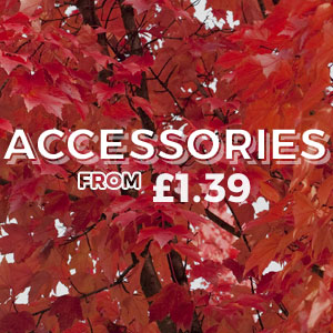 Accessories - From £1.39