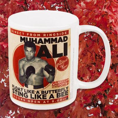 Vintage Muhammad Ali Mug