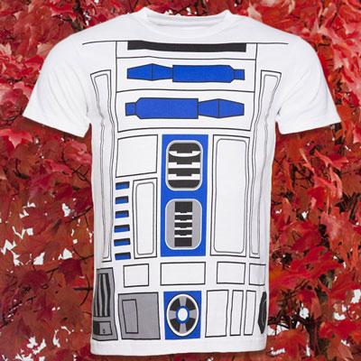 Men's Star Wars R2-D2 Costume T-Shirt