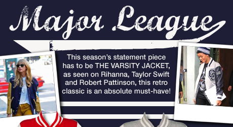 Major League - Varsity Jackets